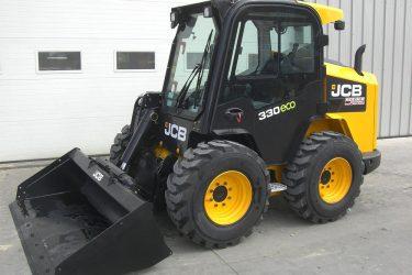 JCB 330 Eco Skidsteer