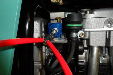 Ammann APH 5030 Compactor Valve Installation