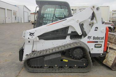 Bobcat T650 Track Loader