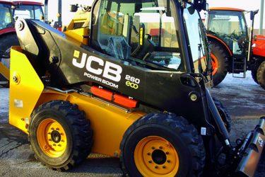 JCB 260 Eco Skidsteer