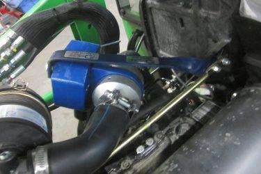 John Deere 1023E Tractor Valve Installation