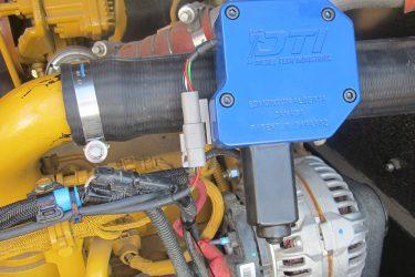 John Deere 850K WLT Dozer Valve Installation