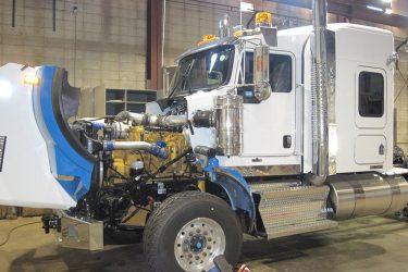 Kenworth Truck C15