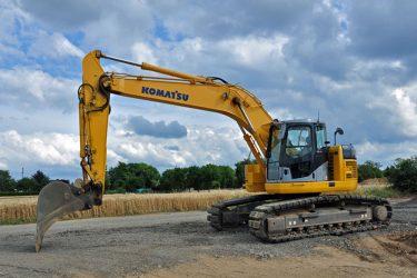 Komatsu PC228 USLC Excavator