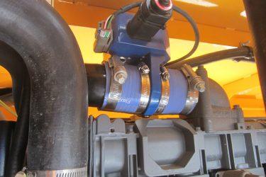 Putzmeister BSA 120 Concrete Pump Valve Installation