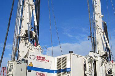 Soilmec SR-90 Drilling Rig