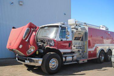 Spartan Fire Truck