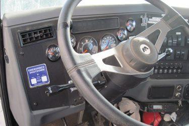 Western Star DD15 Dash Control Installation